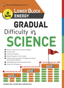 Gradual Difficulty in Science - Energy - Pri 3/4