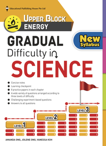Gradual Difficulty in Science - Energy - Pri 5/6