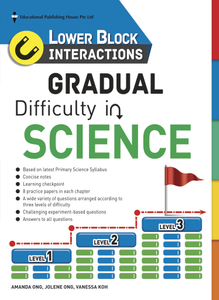 Gradual Difficulty in Science - Interactions - Pri 3/4