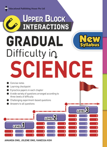 Gradual Difficulty in Science - Interactions - Pri 5/6