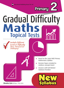 Gradual Difficulty Maths Topical Tests 2