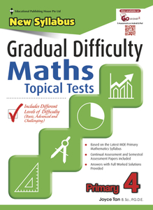 Gradual Difficulty Maths Topical Tests 4
