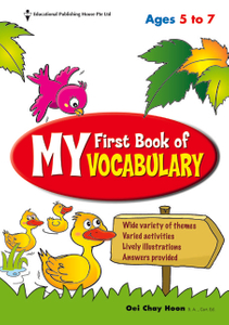 My First Book of Vocabulary