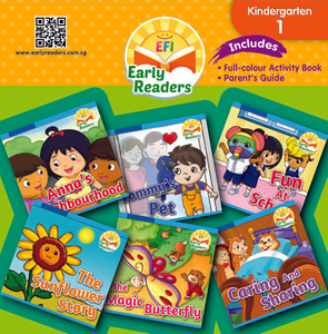 EFI Early Readers K1