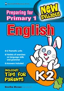 Preparing for P1 English