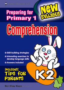 Preparing for P1 Comprehension