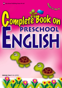 Complete Book on Preschool English