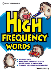 High Frequency English Words