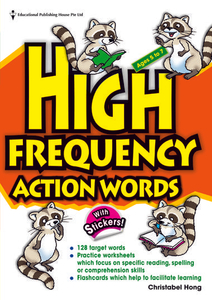 High Frequency Action Words