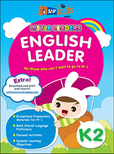 Little Leaders : English Leader K2