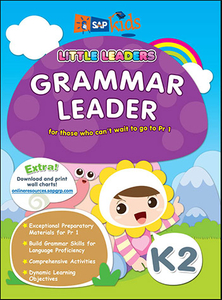 Little Leaders : Grammar Leader K2