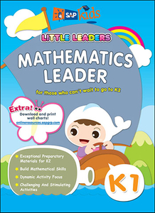 Little Leaders : Mathematics Leader K1