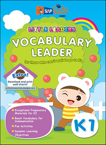Little Leaders : Vocabulary Leader K1