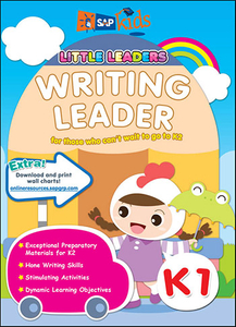 Little Leaders : Writing Leader K1