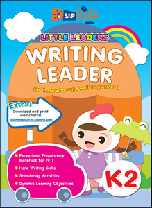 Little Leaders : Writing Leader K2