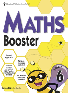 Maths Booster 6 (New Syllabus)