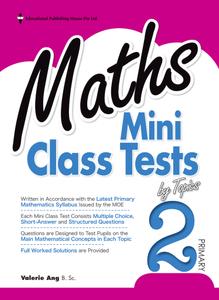 Maths Mini Class Test 2