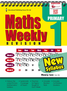 Maths Weekly Revision 1