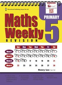 Maths Weekly Revision 5 - New Syllabus