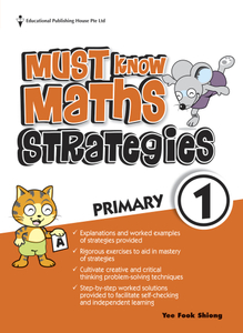 Must Know Mathematics Strategies 1