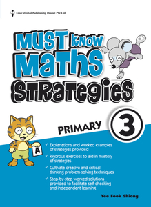 Must Know Mathematics Strategies 3