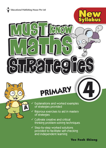 Must Know Mathematics Strategies 4