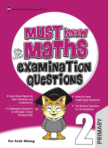 Must Know Maths Examination Questions 2