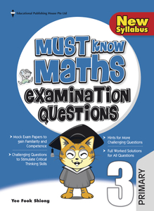 Must Know Maths Examination Questions 3