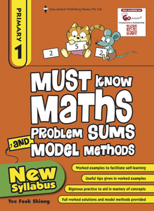 Must Know Maths Problem Sums And Model Methods 1