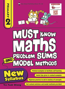 Must Know Maths Problem Sums And Model Methods 2