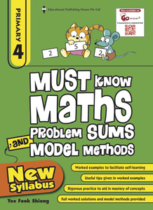 Must Know Maths Problem Sums And Model Methods 4