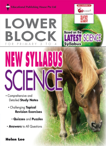 New Syllabus Science - Lower Block Pri 3/4