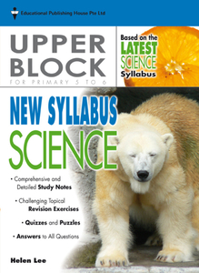 New Syllabus Science - Upper Block Pri 5/6