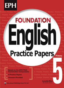 P5 Foundation English Practice Papers