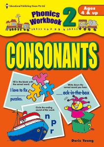 Phonics Workbook Series - Consonants