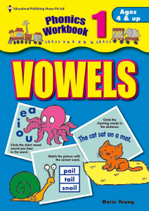 Phonics Workbook Series - Vowel