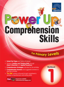 Power Up Comprehension Skills Workbook 1