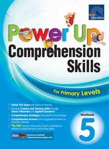 Power Up Comprehension Skills Workbook 5