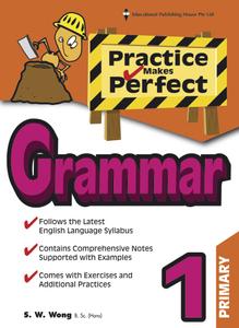 Practice Makes Perfect Grammar 1