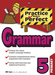 Practice Makes Perfect Grammar 5