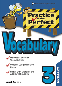 Practice Makes Perfect Vocabulary 3