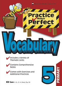 Practice Makes Perfect Vocabulary 5