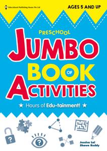 Preschool Jumbo Book of Activities