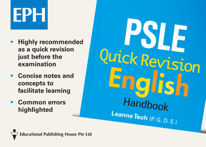 PSLE Quick Revision English Handbook