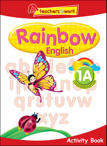 Rainbow English Activity Book K1A