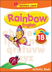 Rainbow English Activity Book K1B