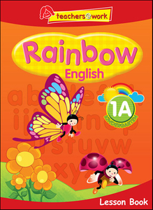 Rainbow English Lesson Book K1A