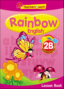 Rainbow English Lesson Book K2B