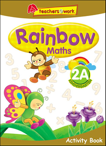 Rainbow Maths Activity Book K2A