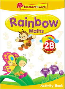 Rainbow Maths Activity Book K2B